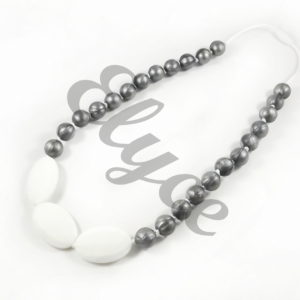 collier de dentition perles silicone Grace elyce