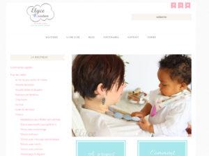 Naissance d'une nouvelle boutique en ligne