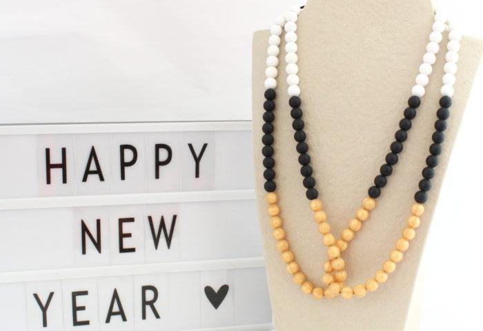 Joyeuse nouvelle année 2018 !