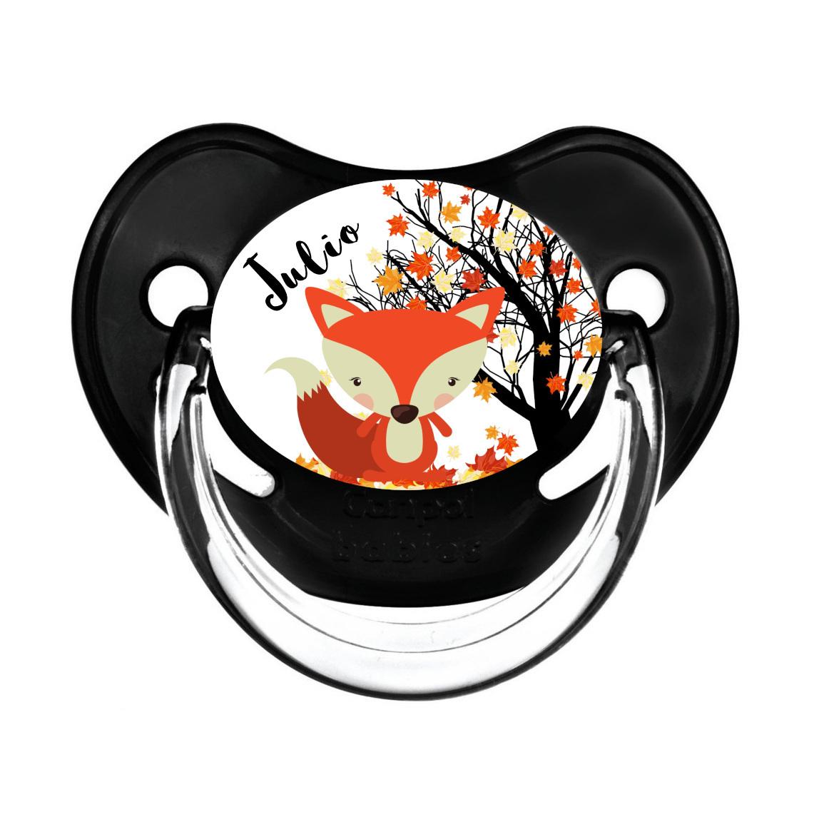 De la forêt : hérisson, renard, ours