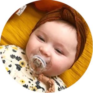 soliloquy 3 photo bebe tetine sucette personnalisée prénom bébé B