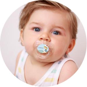 soliloquy 5 photo bebe tetine sucette personnalisée prénom bébé B